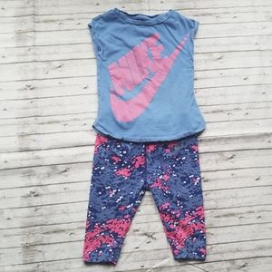 Toddler nike set